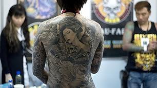 Da Londra a Manila  i campioni dei tatuaggi