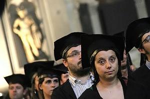 Tagli alla ricerca, l'Università si ribella