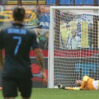 Inter-Cagliari, il film della partita
