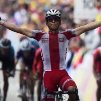 Ciclismo, Mondiale: Kwiatkowski regala l'oro alla Polonia. Deludono gli azzurri