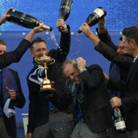 Golf, Ryder Cup: la festa dell'Europa
