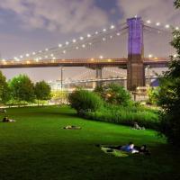 Il super parco con vista d'autore: ecco il Brooklyn Bridge Park