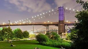 Il super parco con vista d'autore  ecco il Brooklyn Bridge Park   L'articolo   di Federico Rampini