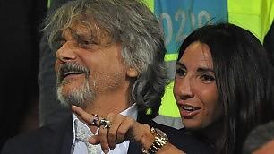 Ferrero tra i presidenti da avanspettacolo   foto