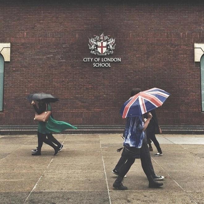 La Londra da scoprire: scatti d'autore nella City