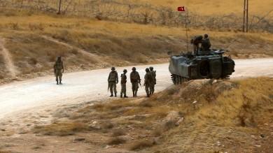 Alfano : 48 jihadisti passati per Italia  Is verso Kobane,  Turchia prepara attacco