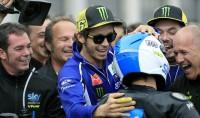 """Rossi: """"Incidente dimenticato Peccato, la moto andava forte''"""