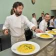 Questura, risotto e filetto in cucina c'è Carlo Cracco