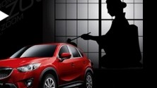 """Mazda, un'auto  tutta da """"gustare"""""""