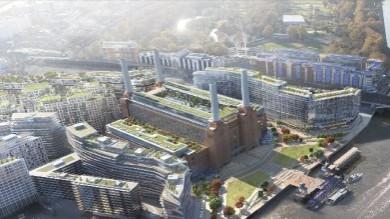 Battersea, simbolo della vecchia Londra rinasce con 10 miliardi dalla Malesia   foto