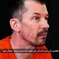Diffuso un nuovo messaggio video di Cantlie, ostaggio dello Stato Islamico