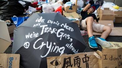 Hong Kong, muro del governo su riforme Occupy Central resiste   video