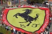 Il grande cuore Ferrari saluta il Presidente