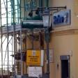 Napoli, cade solaio  al museo ferroviario un operaio morto  e tre feriti   foto