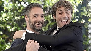 """Bova e Argentero, così carini sono quasi """"Fratelli unici"""""""