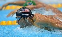 Guida in stato di ebbrezza Phelps arrestato: ''Scusatemi''