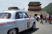 Pronte 50 auto storiche per la Pechino-Shanghai