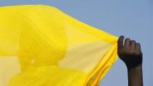 La vita a colori: il giallo nelle grandi foto per i desktop