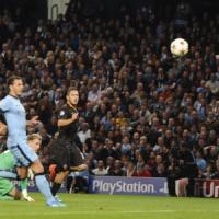 Manchester City-Roma 1-1, Totti ferma gli inglesi