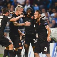 Roma, Totti. ''Pari che va stretto''. Garcia: ''Fiero di questa squadra''