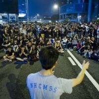 Così Pechino nasconde la protesta a Hong Kong