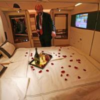 Da Singapore a New York extralusso: volare in suite da 23mila dollari