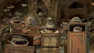 """Boxtrolls"", il cartoon gay friendly"