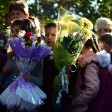 Ucraina, colpi di mortaio  su una scuola di Donetsk   vd   Razzo colpisce un taxi