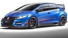 Nuova Civic Type R,  la Honda morde -   foto