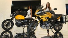 Intermot, Aprilia e Moto Guzzi in prima linea