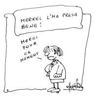 La vignetta di Ellekappa