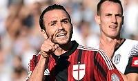 """Pazzini: """"Io e Torres  insieme? Si può fare"""""""