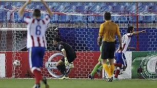 Juventus, mal di Champions si arrende all' Atletico Madrid