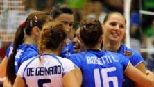Italia batte Azerbaijan  si ricomincia bene