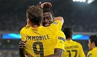 Immobile lancia il Borussia Soffre il Real, Prandelli ko