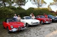 Che festa a Verona per i 60 anni della Giulietta