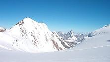 Una spedizione italiana per perforare il ghiacciaio