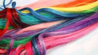 Niente più chimica per il colore dei capelli  presto si potrà cambiare attraverso gli ioni