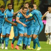 Inter-Qarabag 2-0, qualificazione in tasca per i nerazzurri