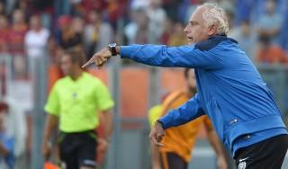 Verona, Mandorlini: ''Cagliari impressionante con l'Inter, ma ci servono i tre punti''