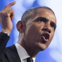 Obama sul palco con un finto deputato: