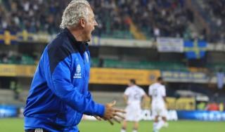 Verona, Mandorlini: ''Vittoria meritata, speriamo di continuare così''