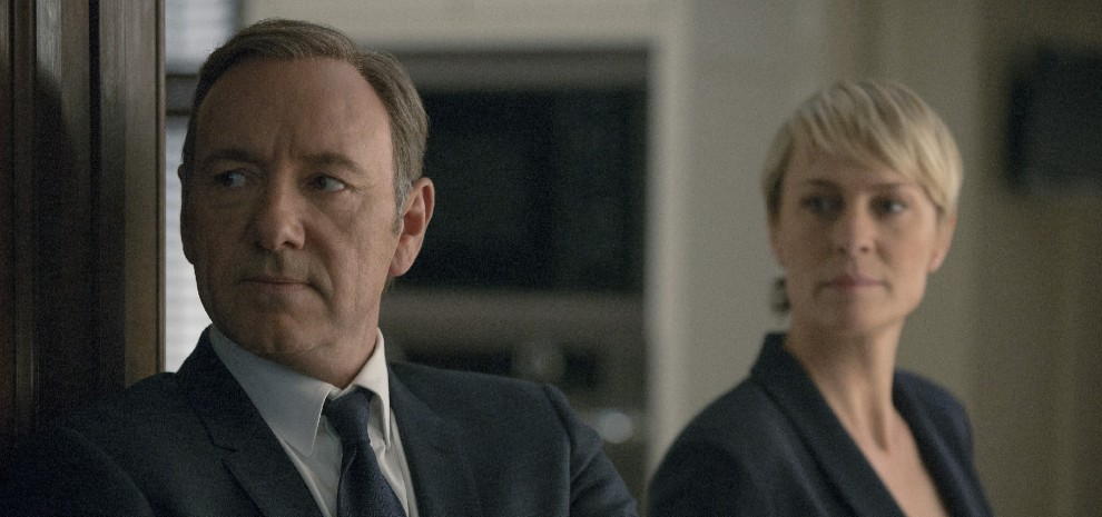 "House of Cards, Kevin Spacey: ""Il mio Underwood crudele come Riccardo III"""