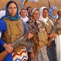 Kobane, la guerra delle donne curde contro l'Is