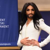 Conchita Wurst all'Europarlamento: ''Pari diritti per tutti''