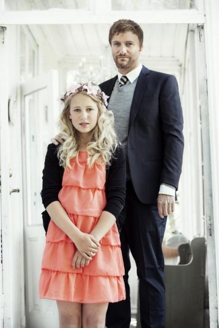La sposa bambina norvegese: la campagna shock