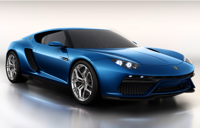 Asterion LPI 910-4, ibrido secondo Lamborghini