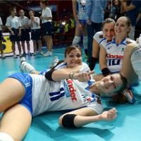Pallavolo, mondiali donne: Italia-Stati Uniti 3-0
