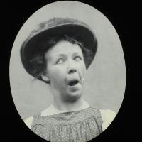 Smorfie vintage. Ritratti buffi dell'epoca vittoriana