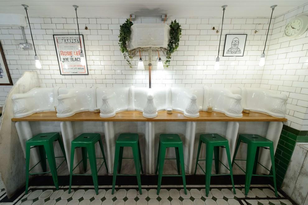 Londra, una miniera dal nulla: i bagni pubblici diventano ...